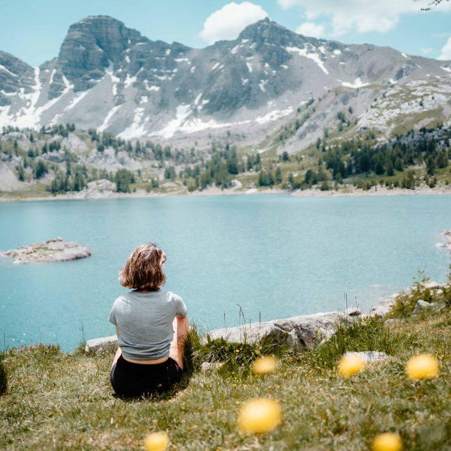 Lac d'Allos - 10 spots incontournables dans le sud