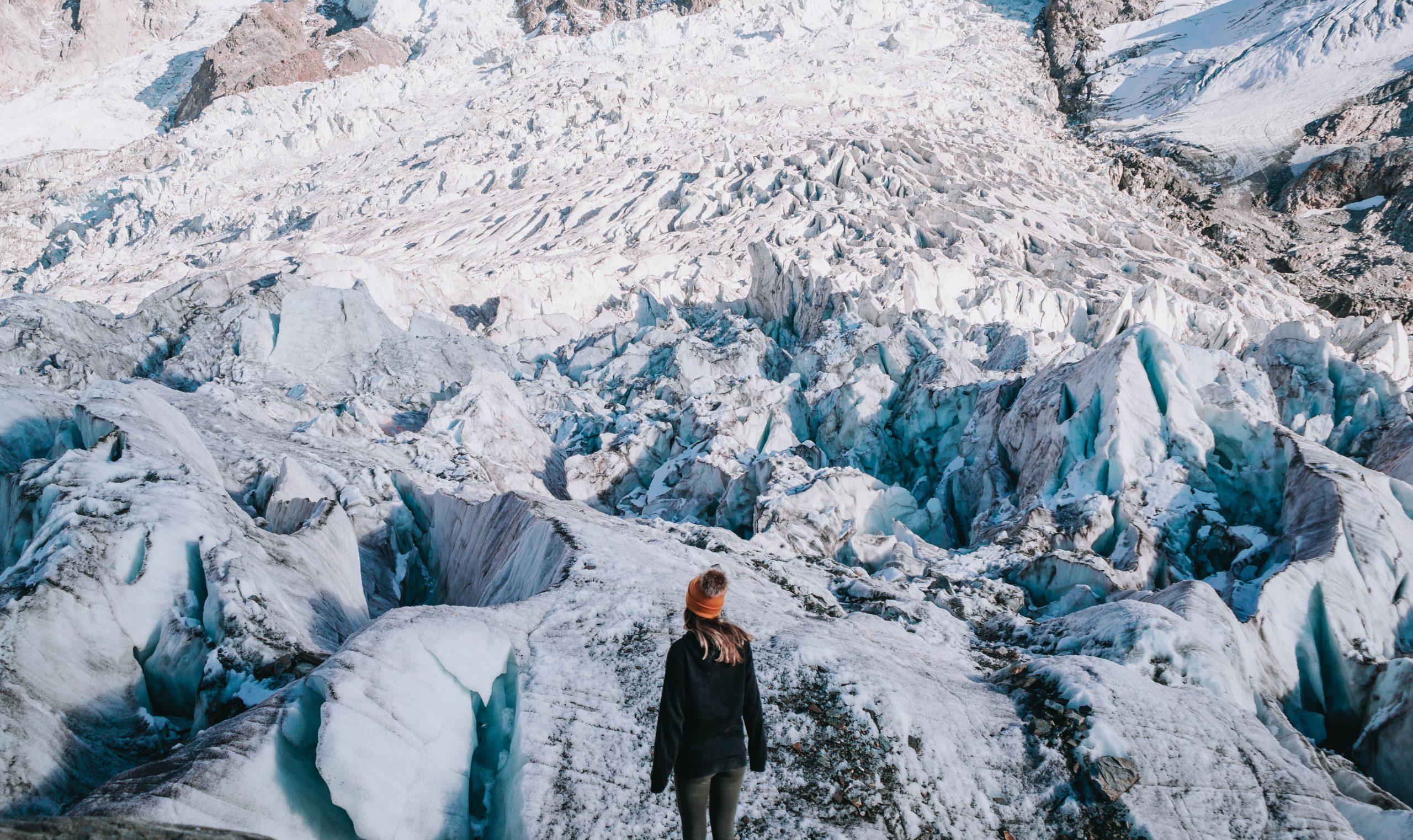 Chamonix - Randonnée Glacier La Jonction